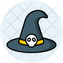 Witch Hat Magic Wizard Icon