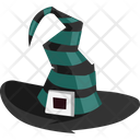 Witch Hat Witch Cap Halloween Witch Cap Icon