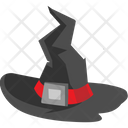 Witch Hat Witch Cap Halloween Icon