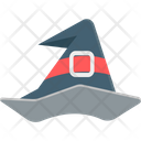 Witch Hat Halloween Witch Cap Halloween Hat Icon