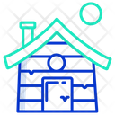 Witch House Witch Home Halloween Castle Icon