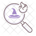 Witch Hunt Hunt Witch Icon