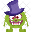 Witch Monster Icon
