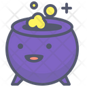 Witch Pot Witch Pot Icon