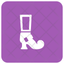 Witch shoe Icon