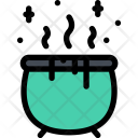 Witches Cauldron Myth Icon