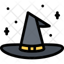 Witches Hat Myth Icon