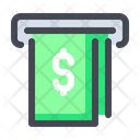 Atm Withdraw Money Icon