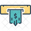 Withdraw Atm Cash Icon