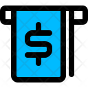 Dollar Money Withdraw Icon