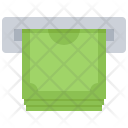 Withdraw Money Note Icon