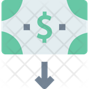 Withdraw Money Icon