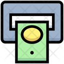 Withdraw Money Withdrawal Money Icon