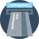 Withdrawal Withdrawal Password Passcode Icon