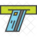 Withdrawl Atm Credit Icon