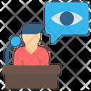 Witness Icon