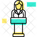 Female House Lawsuit Icon