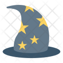 Wizard Witch Hat Icon