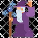 Wizard Magic Magician Icon