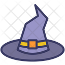 Magic Hat Witch Icon