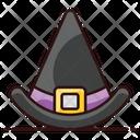 Wizard Hat Wizard Cap Headpiece Icon