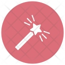Wizard wand Icon