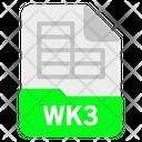 Wk3 file Icon