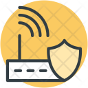 Wlan Antenna Security Icon