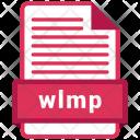 Wlmp file Icon
