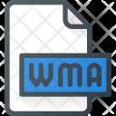 Wma File Audio Icon