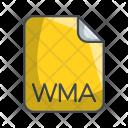 Wma Audio File Icon