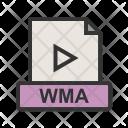 Wma File Extension Icon