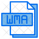 Wma File File Type Icon