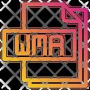 Wma File File Type Icon