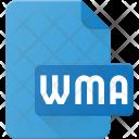 Wma Audio Sound Icon