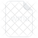 Wma File Document Icon