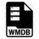 Wmdb File Icon
