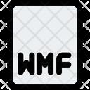 Wmf File Wmf File Format Icon