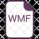 Wmf File Document Icon