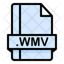Wmv File File Extension Icon