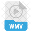 File Wmv Format Icon