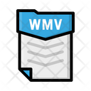 File Wmv Document Icon
