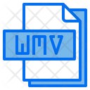 Wmv File File Type Icon