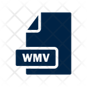 Wmv File Format Icon