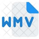 Wmv File Audio File Audio Format Icon