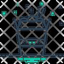 Wok Box Icon