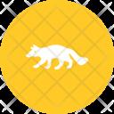 Wolf Animal Wildlife Icon