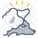 Wolf Disguise Fake Icon