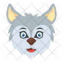 Husky Dog Snow Icon