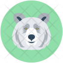 Wolf Animal Avatar Icon